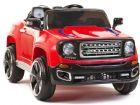 Ride on Car 12v Electric Jeep Style SUV with Parental Radio Control Red